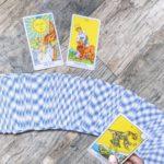 Las cartas del tarot como herramienta de autoayuda
